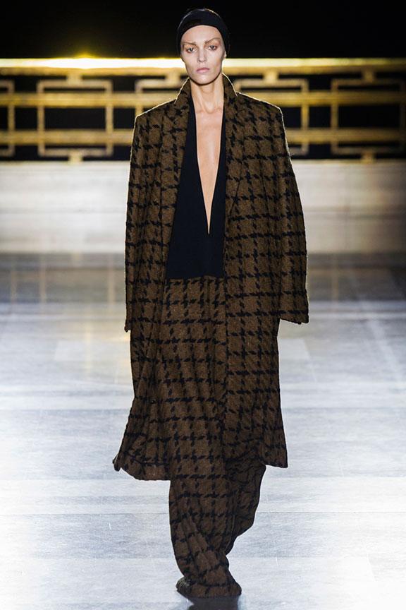 runway report, catwalk review, fashion critic, fashion week shows, paris fashion week, PFW, haider ackermann