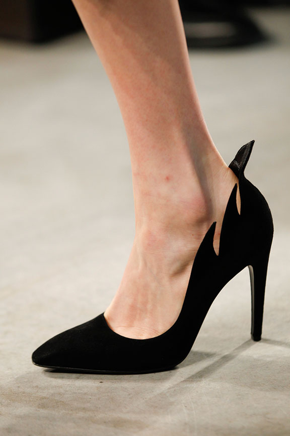 runway report, catwalk review, fashion critic, fashion week shows, paris fashion week, PFW, shoes,  bottega veneta