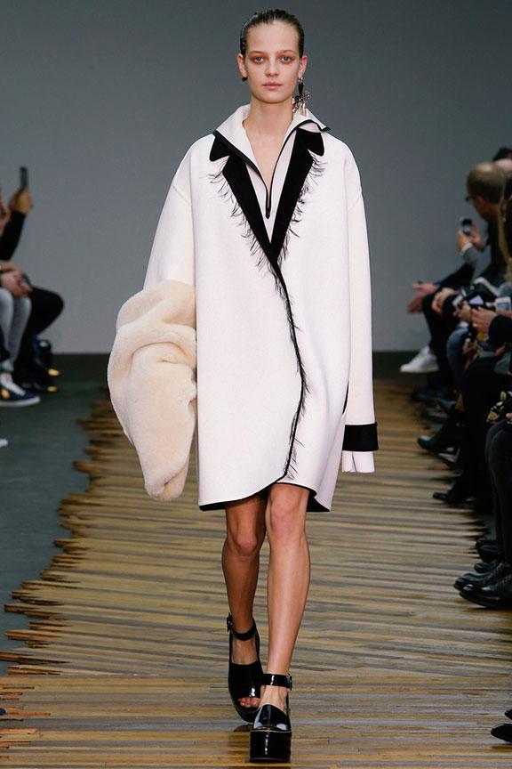 runway report, catwalk review, fashion critic, fashion week shows, paris fashion week, PFW, celine