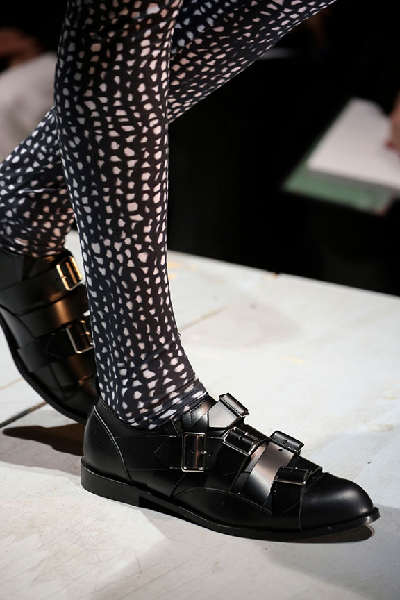 runway report, catwalk review, fashion critic, fashion week shows, paris fashion week, PFW, shoes, comme des garcons