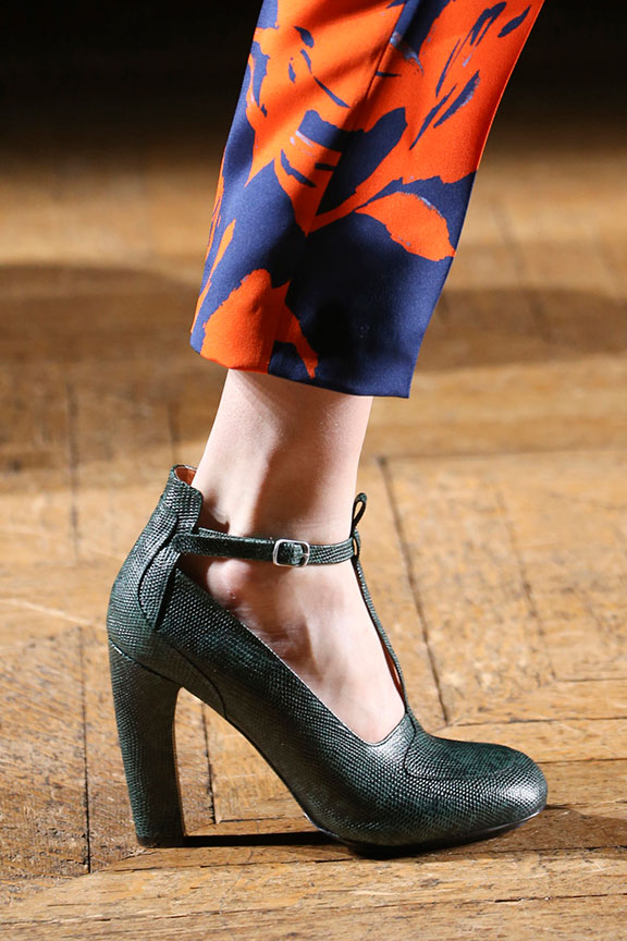 runway report, catwalk review, fashion critic, fashion week shows, paris fashion week, PFW, shoes, dries van noten