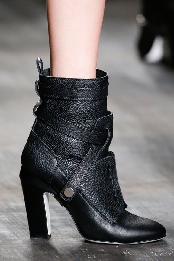 runway report, catwalk review, fashion critic, fashion week shows, paris fashion week, PFW, shoes, fendi