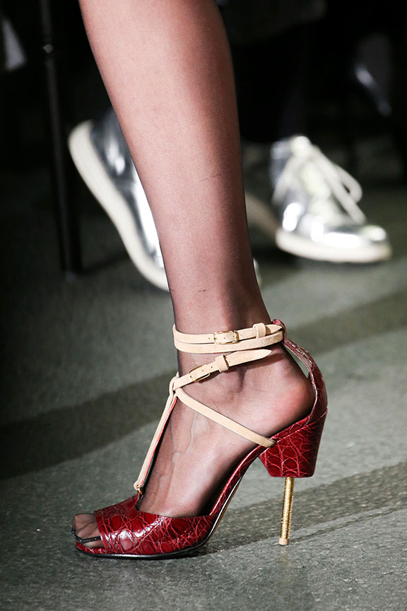 runway report, catwalk review, fashion critic, fashion week shows, paris fashion week, PFW, shoes, givenchy