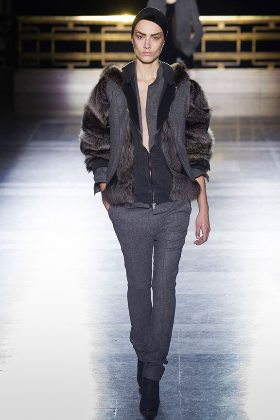 runway report, catwalk review, fashion critic, fashion week shows, paris fashion week, PFW, haider ackermann