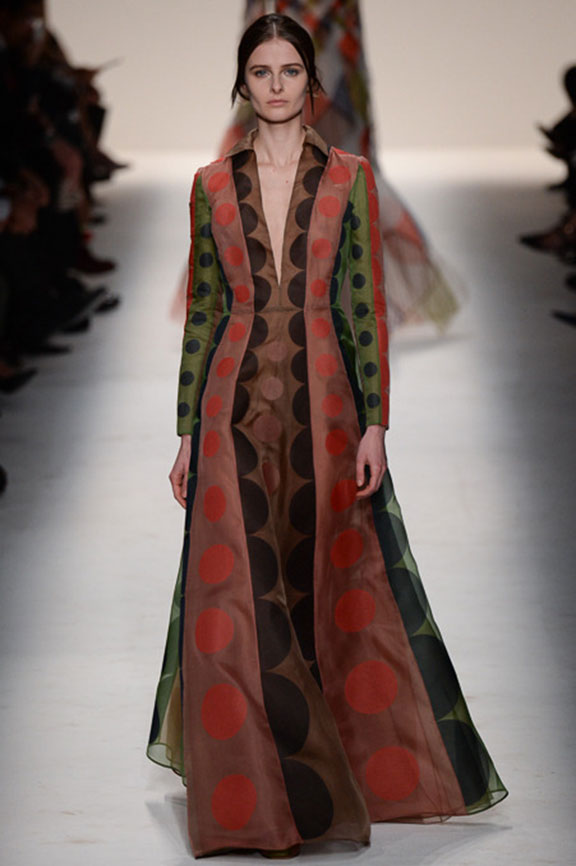 runway report, catwalk review, fashion critic, fashion week shows, paris fashion week, PFW, valentino