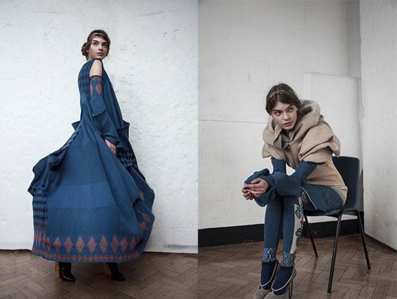 Nelli Kim, fashion school, education, london college of fashion
