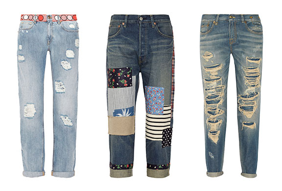 Loathe: Rip Off Jeans | Searching for Style
