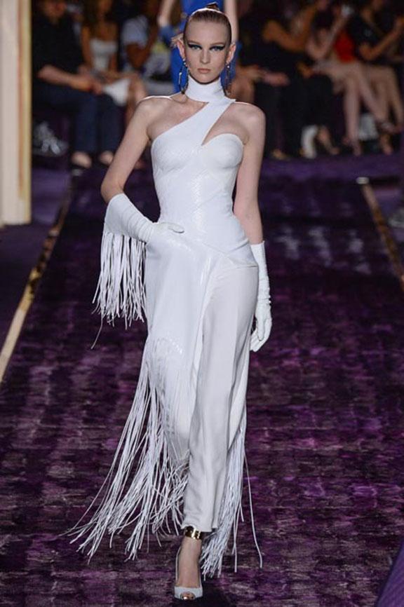 Atelier Versace, couture, haute couture, catwalk, runway shows, fashion, paris, runway report, fashion critic