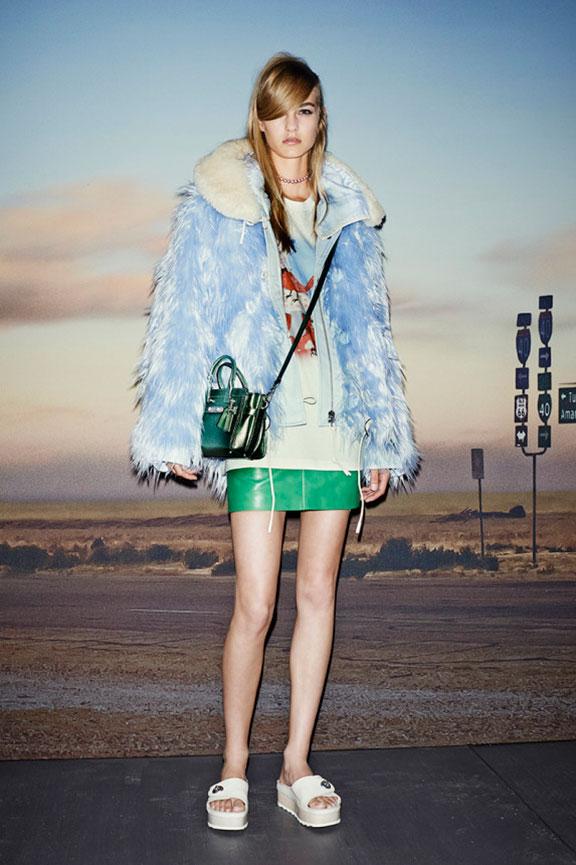 catwalk, runway shows, fashion, runway report, fashion critic, spring 2015, coach