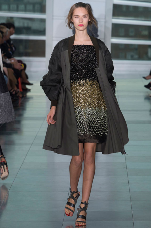 catwalk, runway shows, fashion, runway report, fashion critic, spring 2015, london, london fashion week