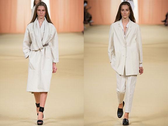 Hermes, Paris, fashion week, spring 2015