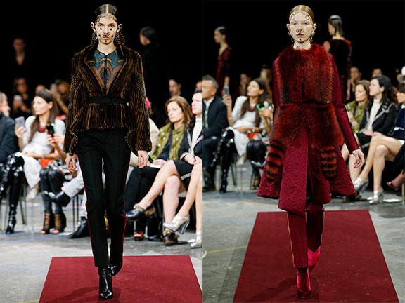 fall 2015, catwalk shows, fashion critic, runway review, new york, paris, milan, london, runway, givenchy