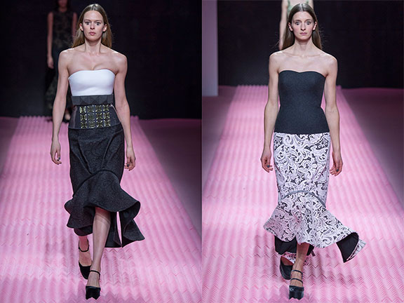 fashion, runway, catwalk, fall 2015, new york, fashion week, paris, milan, london, fashion critic, runway review, designer fashion, mary katrantzou