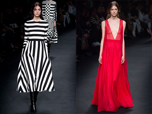 fall 2015, catwalk shows, fashion critic, runway review, new york, paris, milan, london, runway, valentino