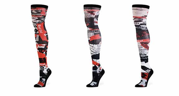 rihanna, riri, socks, collaboration, celebrity fashion stance,