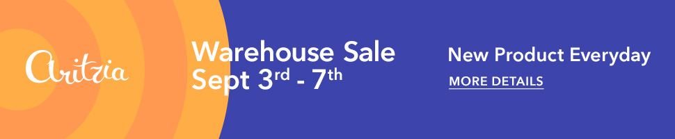 Aritzia - Warehouse sale