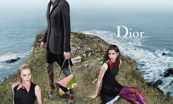 fashion advertising, fashion photography, campaign, magazines, fashion, dior