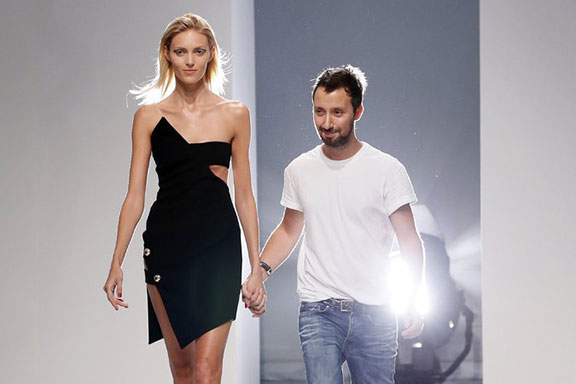 slimane, vaccarello, fashion news