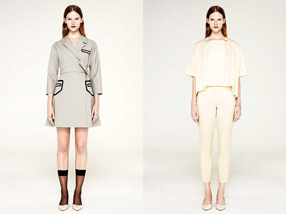 COS: New Luxury Line from H & M