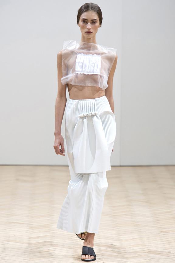 London Fashion Week – Spring / T 2014